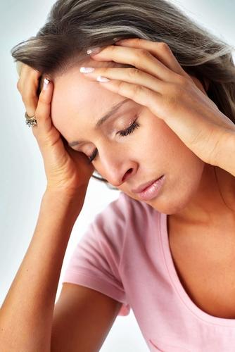 hoofdpijn tijdens afvallen